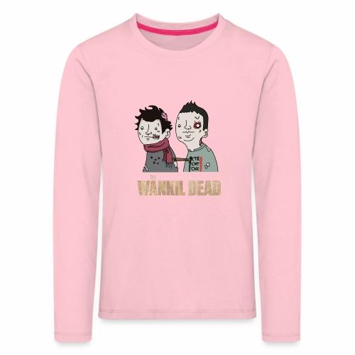 The Wankil Dead - T-shirt manches longues Premium Enfant