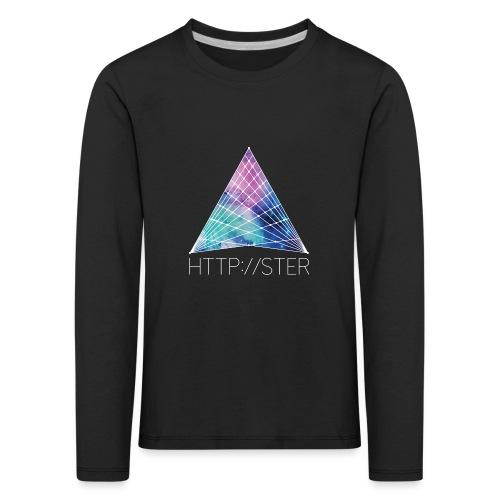 HTTPSTER - Kinderen Premium shirt met lange mouwen