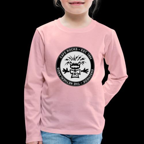 Emblem BW - Kinderen Premium shirt met lange mouwen