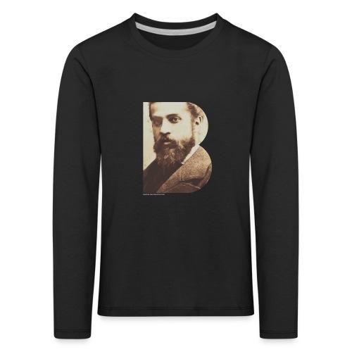 BT_GAUDI_ILLUSTRATOR - Kids' Premium Longsleeve Shirt