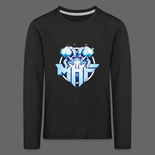 MHF New Logo - Kids' Premium Longsleeve Shirt