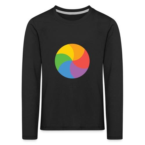 BeachBal - Kinderen Premium shirt met lange mouwen