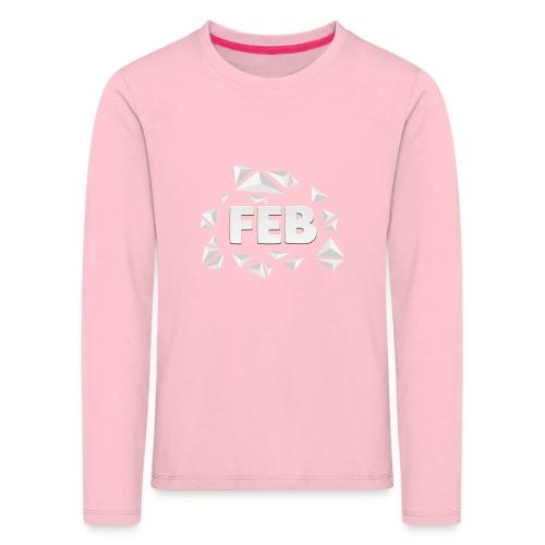 FebMerch - Kids' Premium Longsleeve Shirt