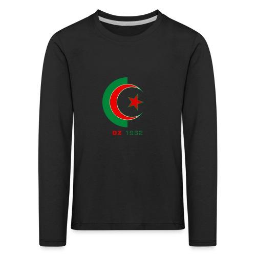 logo 3 sans fond dz1962 - T-shirt manches longues Premium Enfant