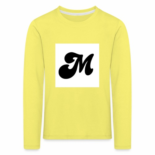 M - Kids' Premium Longsleeve Shirt