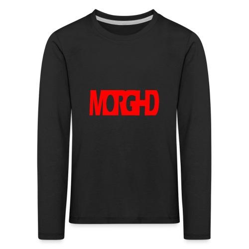 MorgHD - Kids' Premium Longsleeve Shirt