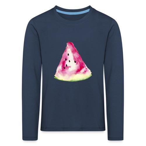 Wassermelone - Kids' Premium Longsleeve Shirt