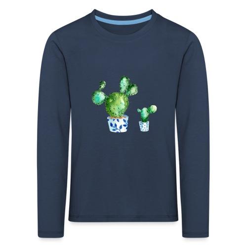 Kaktus - Kids' Premium Longsleeve Shirt
