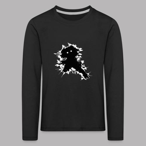 Charlie The Scratch Kid - Kids' Premium Longsleeve Shirt