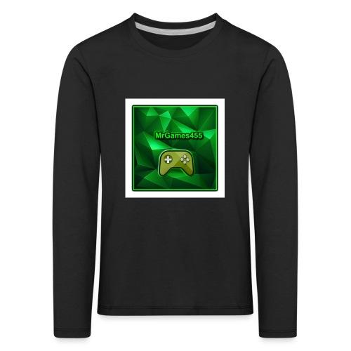 Mrgames455 - Kids' Premium Longsleeve Shirt