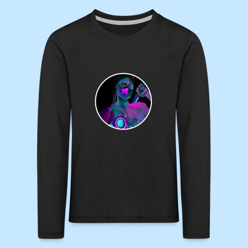 Neon Genji - Kids' Premium Longsleeve Shirt