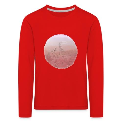 Kill The Dragon - T-shirt manches longues Premium Enfant