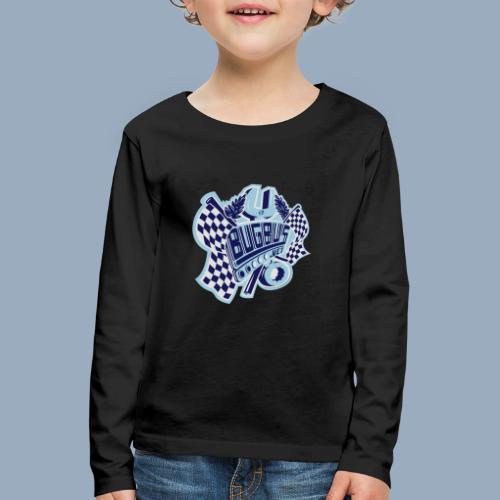 bUGbUs.nEt ILLU - Kinder Premium Langarmshirt