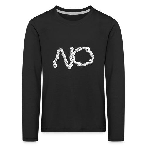 No Meme - Maglietta Premium a manica lunga per bambini
