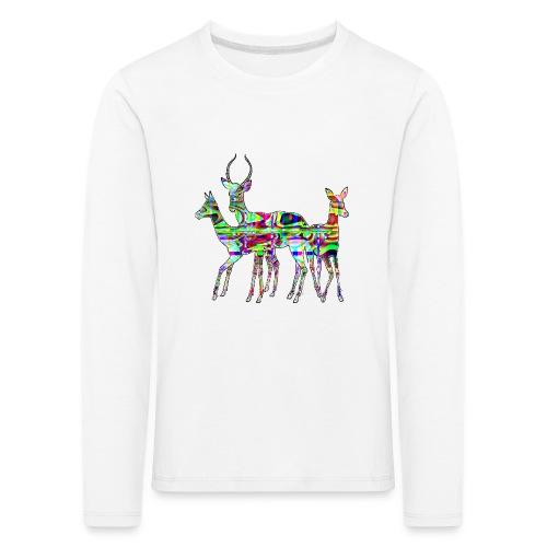 Biches - T-shirt manches longues Premium Enfant