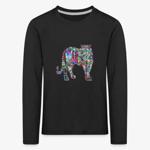 Tigre - T-shirt manches longues Premium Enfant