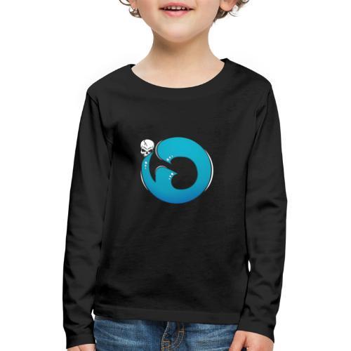 Logo iG | Team Esport - T-shirt manches longues Premium Enfant