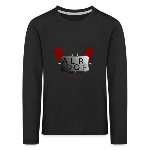 Adlorf - Koszulka dziecięca Premium z długim rękawem