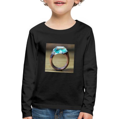 schöner Ring - Kinder Premium Langarmshirt