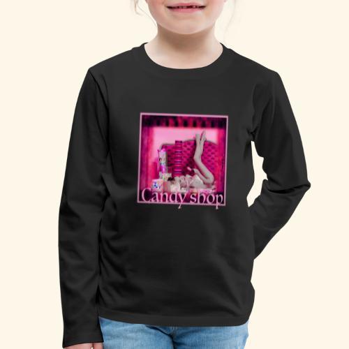 CANDY SHOP - T-shirt manches longues Premium Enfant