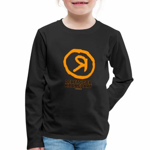 Kramedart - Kinderen Premium shirt met lange mouwen