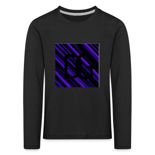 DG_Jonte - Långärmad premium-T-shirt barn