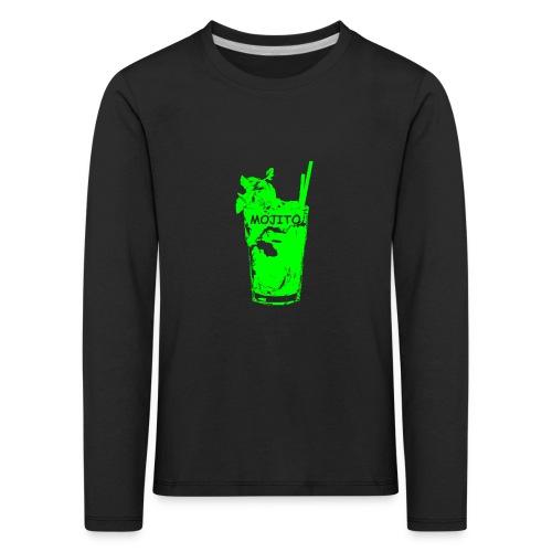 zz_ultima_verde_moji_5_900x900_nuovo_rit - Maglietta Premium a manica lunga per bambini