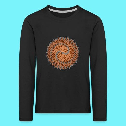 Wallflower - Kids' Premium Longsleeve Shirt