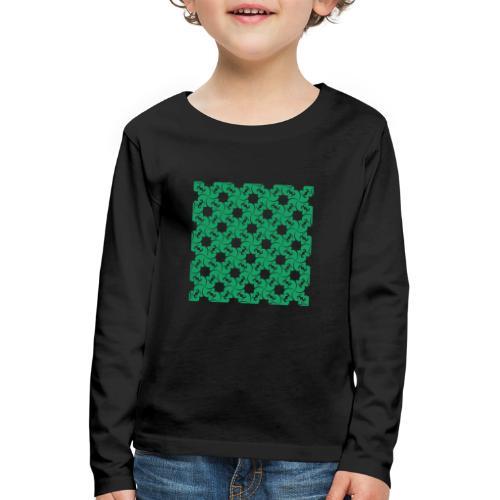 Saint Patrick - T-shirt manches longues Premium Enfant