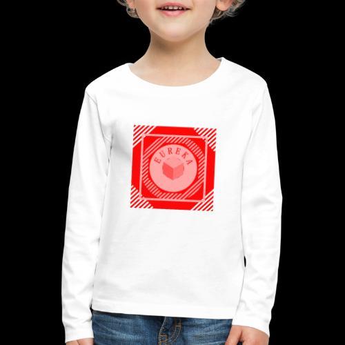 Tee-shirt EUREKA spécial rentrée des classes - T-shirt manches longues Premium Enfant