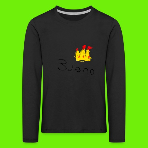 King Bueno Classic Merch - Kids' Premium Longsleeve Shirt
