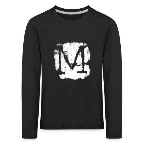 M2 - Maglietta Premium a manica lunga per bambini