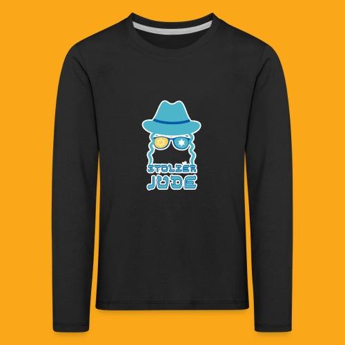 Stolzer Jude - Kinder Premium Langarmshirt