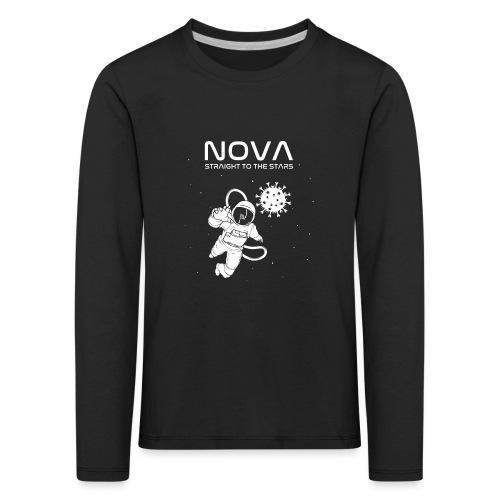 Novacyt cosmonaute - T-shirt manches longues Premium Enfant