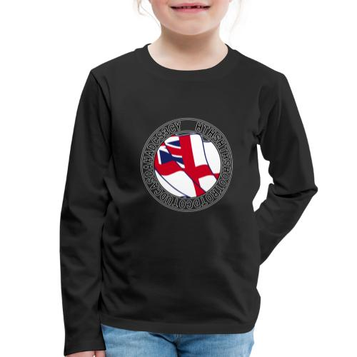 Hands to Harbour Stations (DC) - Kids' Premium Longsleeve Shirt
