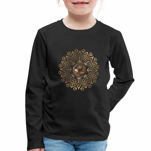 petanque sun - T-shirt manches longues Premium Enfant
