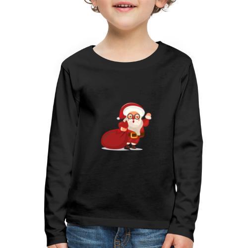 Christmas 02 - T-shirt manches longues Premium Enfant