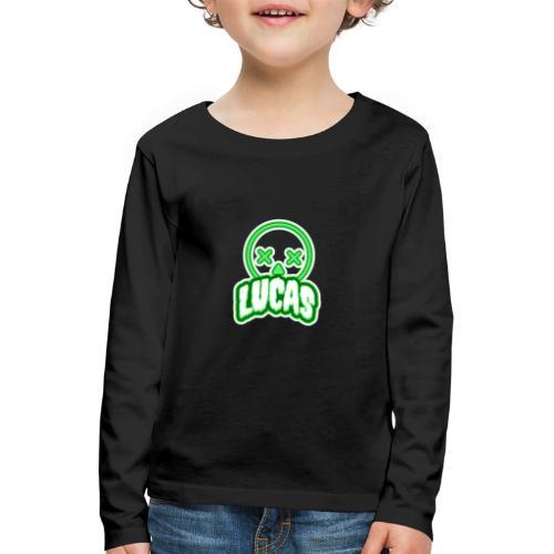 Lucas (Horror) - Kinderen Premium shirt met lange mouwen