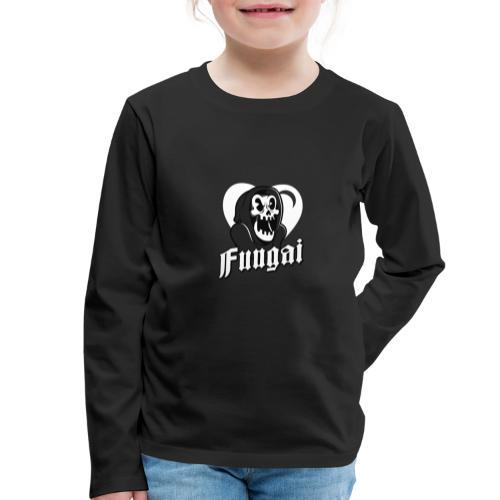 Fungai - Långärmad premium-T-shirt barn