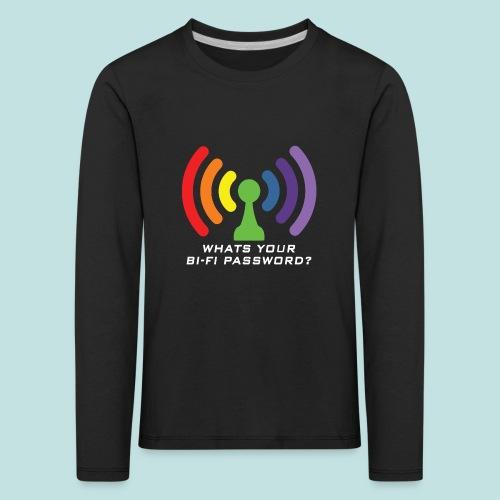 Bi-Fi - Kids' Premium Longsleeve Shirt