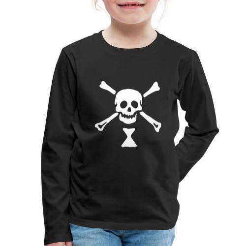 Emmanuel Wynne Flag - T-shirt manches longues Premium Enfant