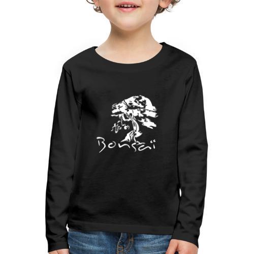 Tee-Shirt Homme Bonsaï Tree - T-shirt manches longues Premium Enfant