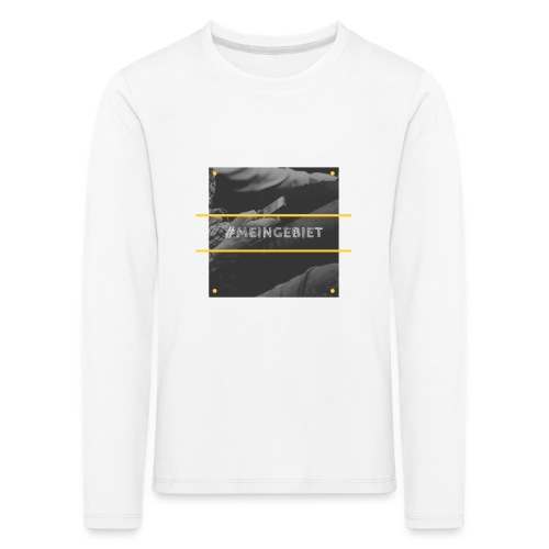 MeinGebiet - Kinder Premium Langarmshirt