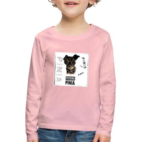 Psycho Pinia - Kinder Premium Langarmshirt