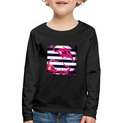 New age owl - Kids' Premium Longsleeve Shirt