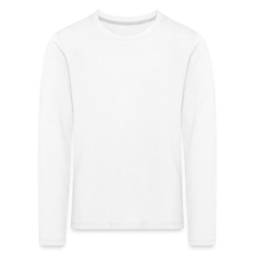 logo_alumadein_vecto_blan - T-shirt manches longues Premium Enfant