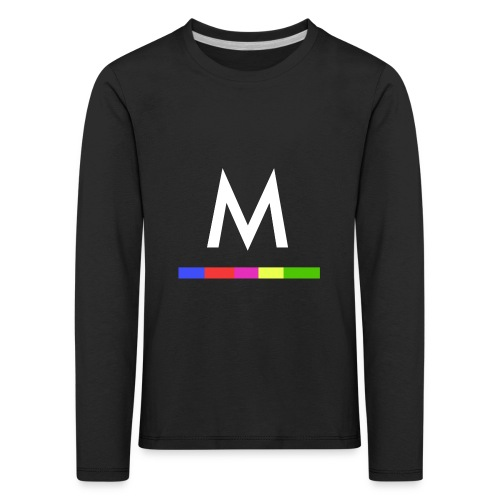 Metro - Camiseta de manga larga premium niño