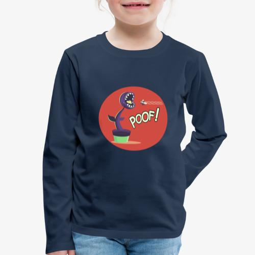Serie animados de los 80's - Camiseta de manga larga premium niño