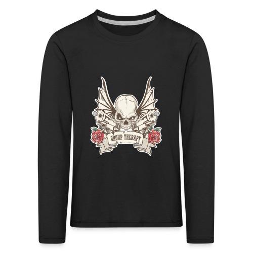 Group Therapy T-Shirt - Kids' Premium Longsleeve Shirt