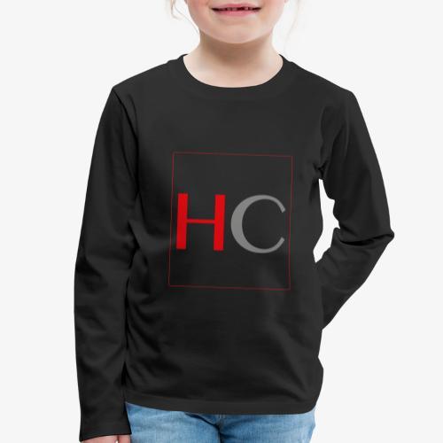 hc png - T-shirt manches longues Premium Enfant